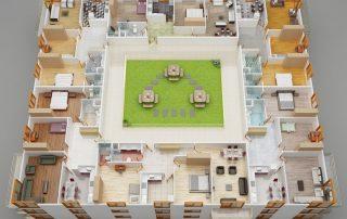 tefriş plan örnekleri, www.tasarimimarlik.com.tr